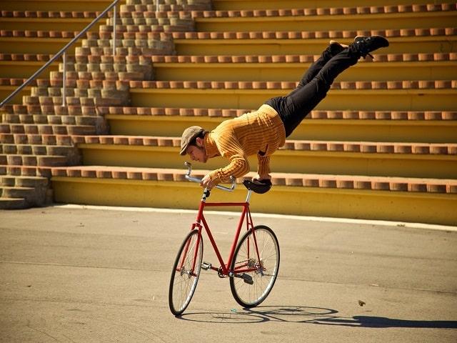 Este domingo, disfruta un espectáculo de acrobacias en bicicleta - eventos-en-barcelona