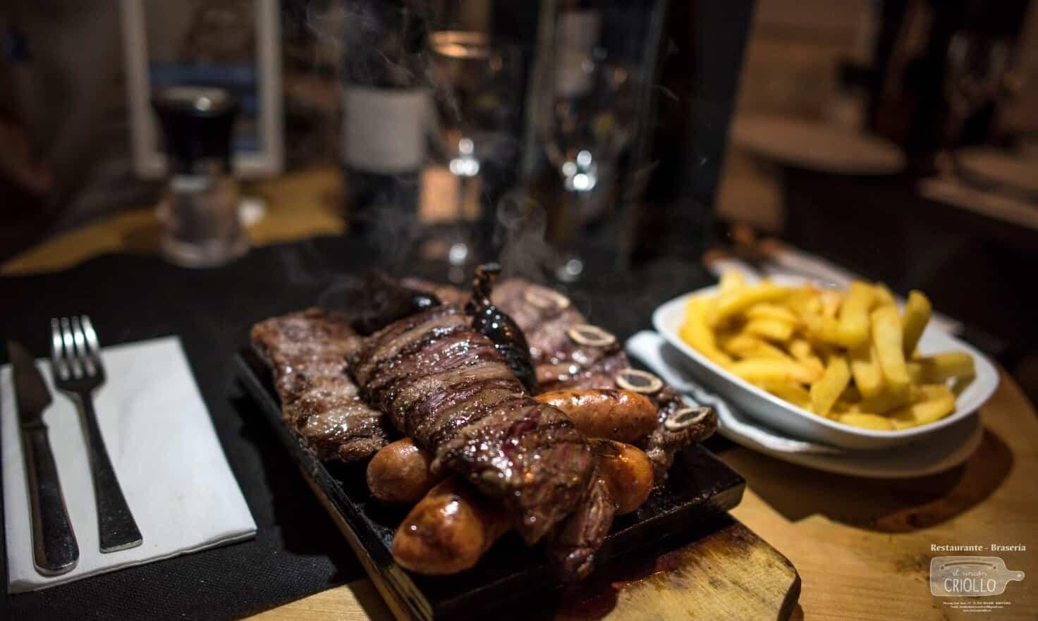 ¿Te gusta la carne a la parrilla?: visita estos 5 restaurantes argentinos en Barcelona - lugares, bar-y-restaurantes