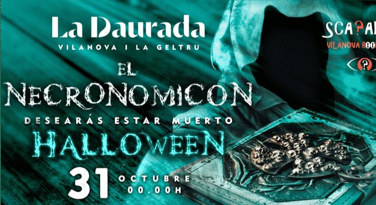 """La Daurada celebra una """"terrorífica"""" fiesta de Halloween - lugares, eventos-en-barcelona"""
