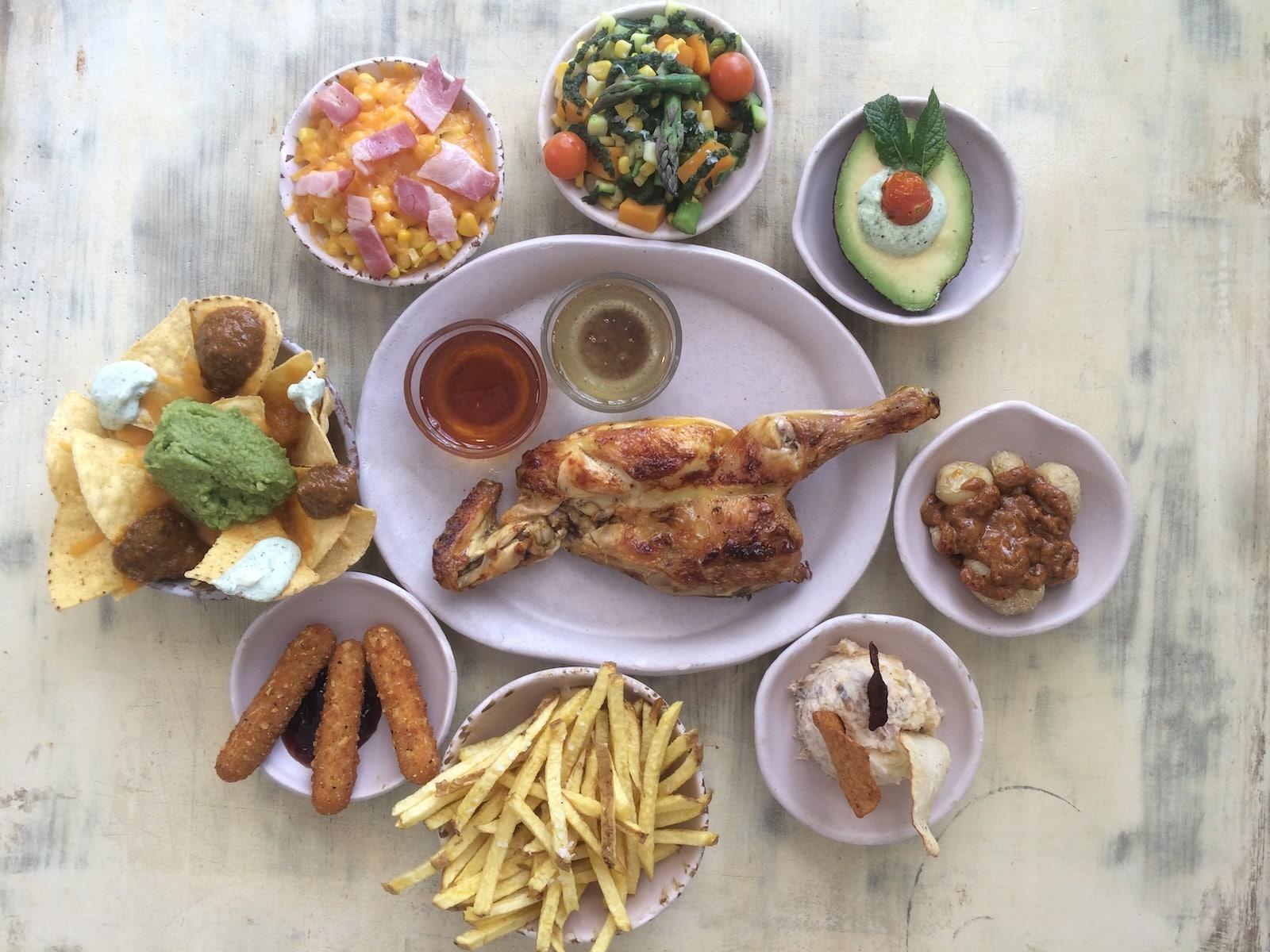 Chickster, donde se rinde culto al pollo - novedades, lugares, bar-y-restaurantes