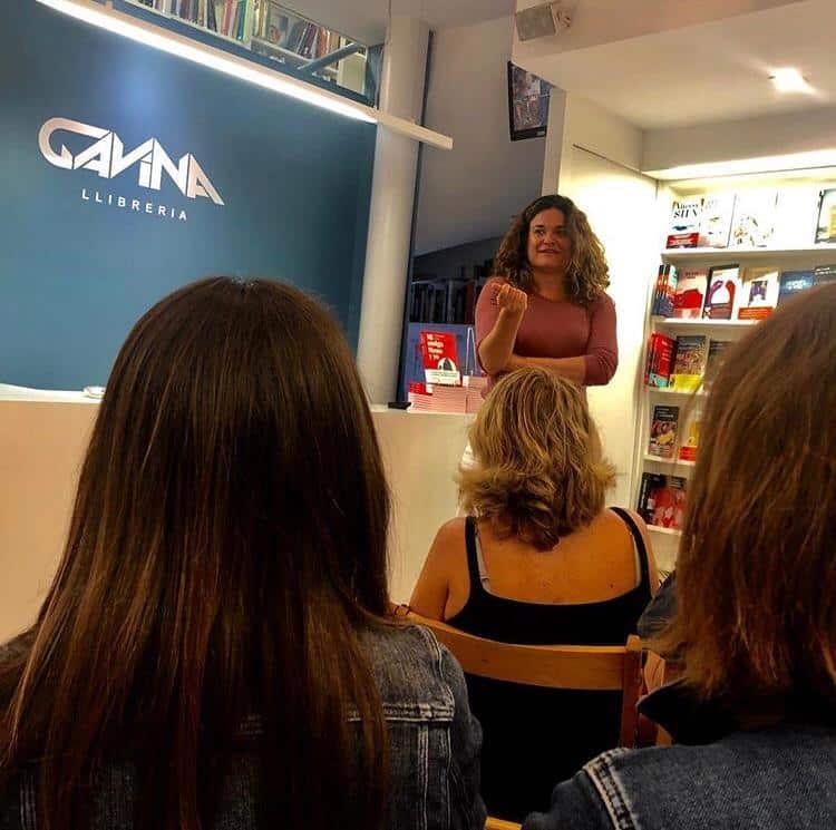 Carla Romagosa, escritora y experta en menopausia nos cuenta su Barcelona: abierta, lúdica y luminosa. - los-barceloneses-cuentan