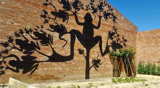 ¿Te gustan los murales? Visita este museo de murales al aire libre - tiendas-en-barcelona, novedades, lugares