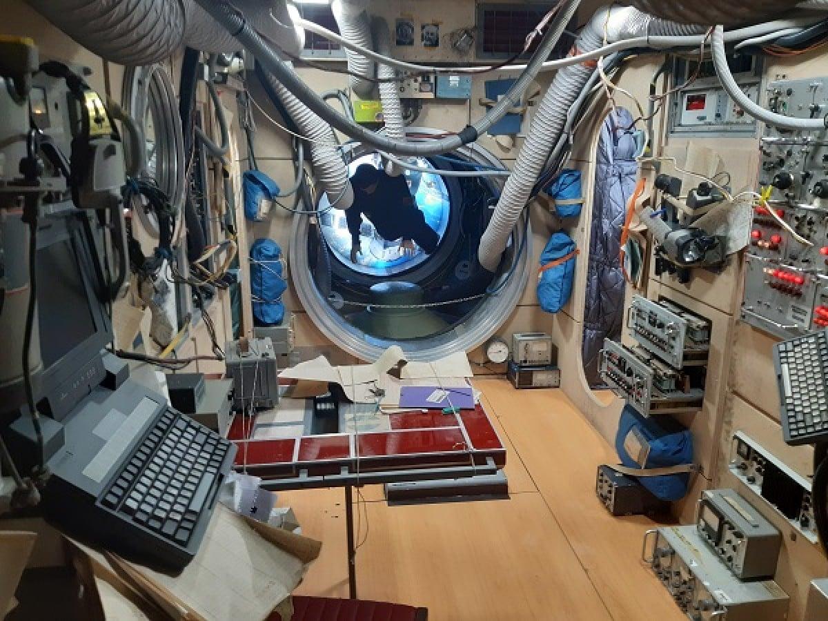 Ahora tus hijos podrán saber cómo es ser un cosmonauta en el espacio - novedades, lugares
