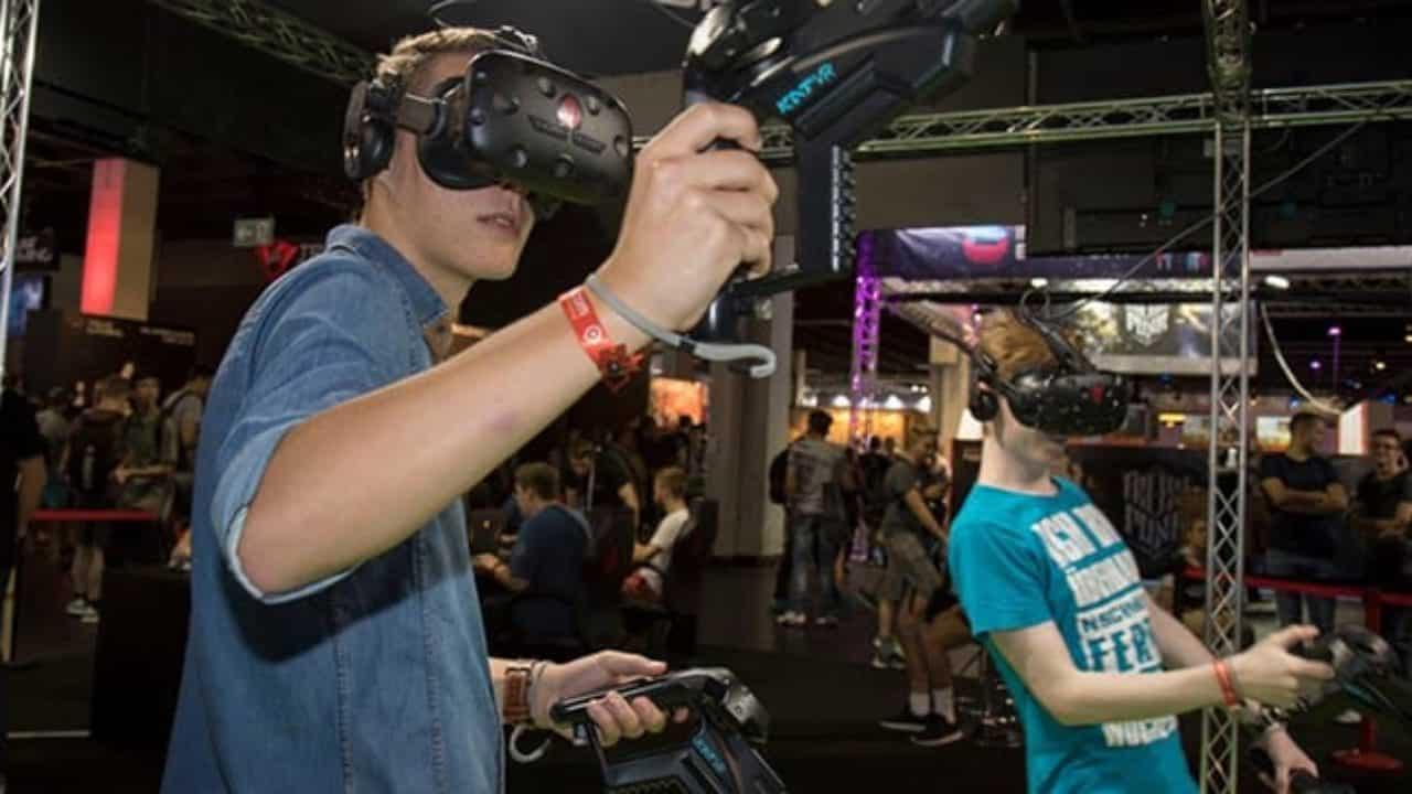 Diviértete con estos 3 salones arcade de realidad virtual - novedades, lugares