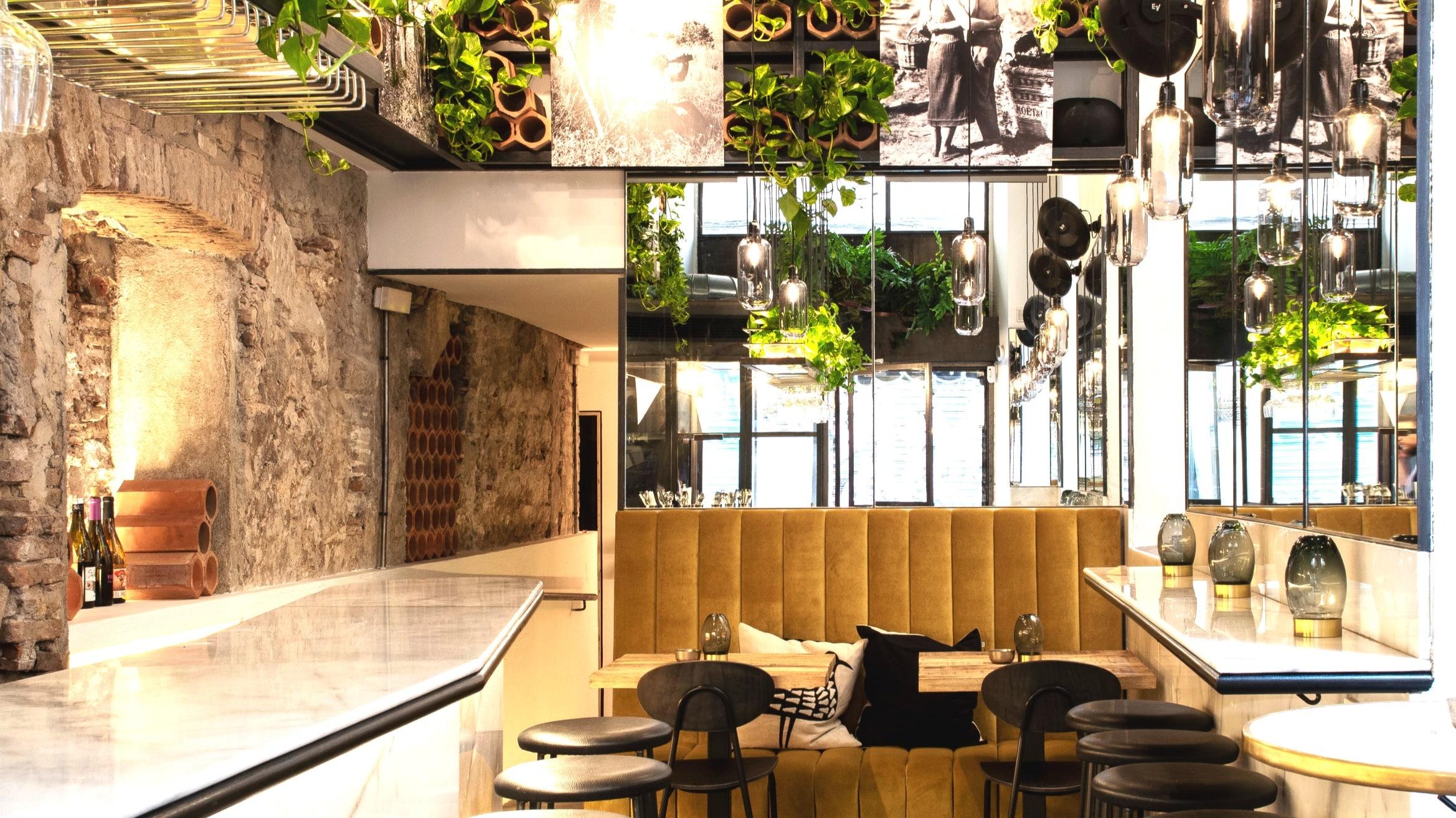 La Catalista, un wine bar con cocina fusión - novedades, bar-y-restaurantes