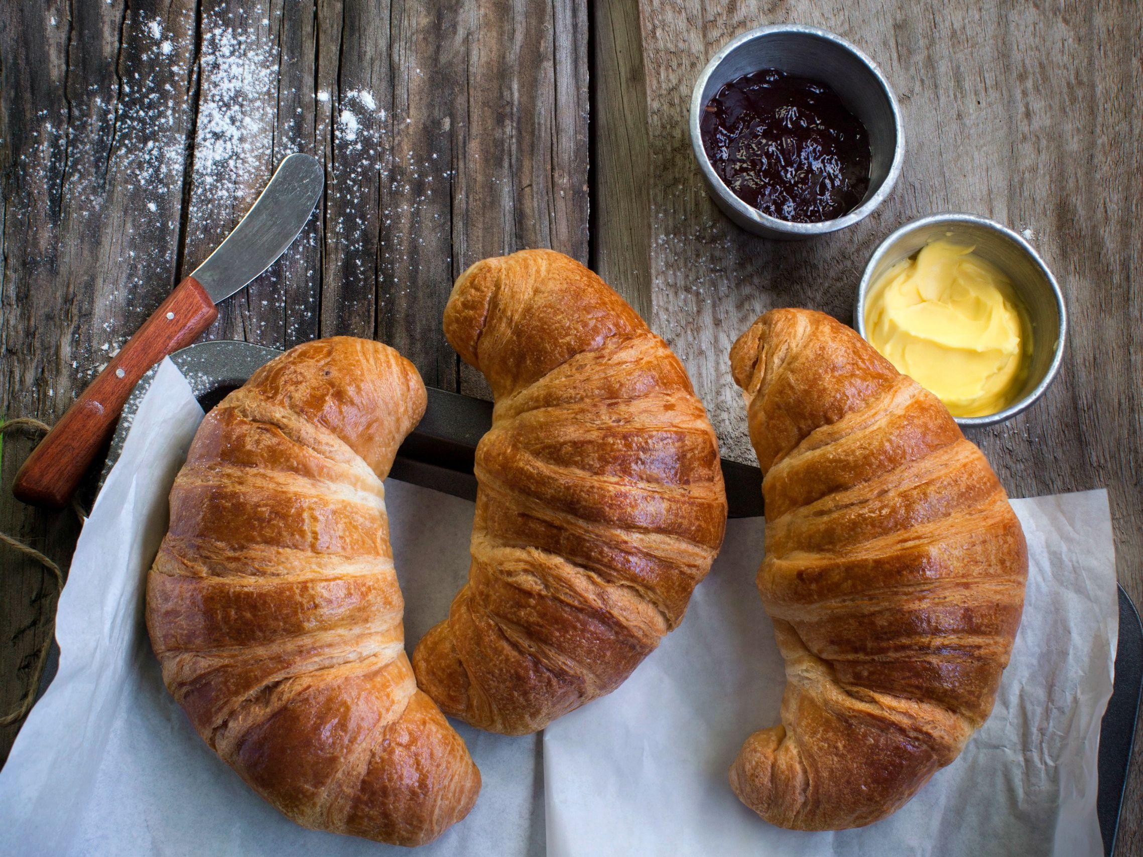 Los 5 lugares para comer los mejores croissants de la ciudad - novedades, lugares