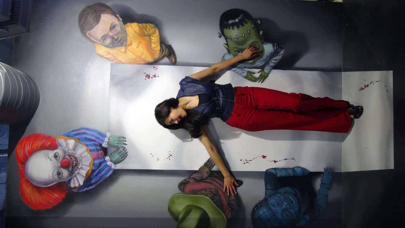 Big Fun y el Museo de las Ilusiones: para divertirse con los niños - novedades, lugares