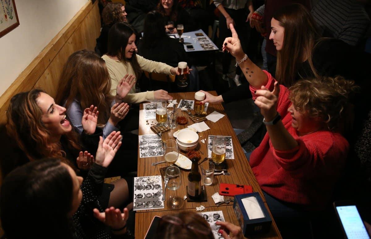Bingo y cerveza en el bar Buenavista - lugares, bar-y-restaurantes