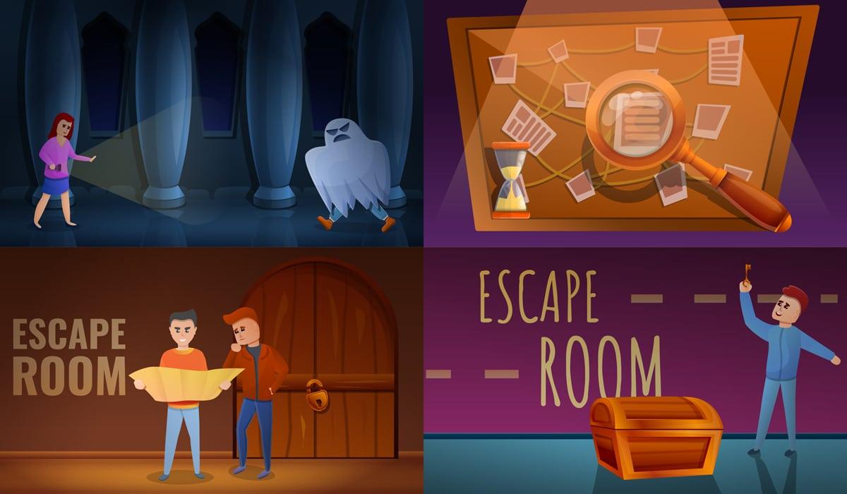Diviértete desde casa con estos escape rooms virtuales - novedades, destacado