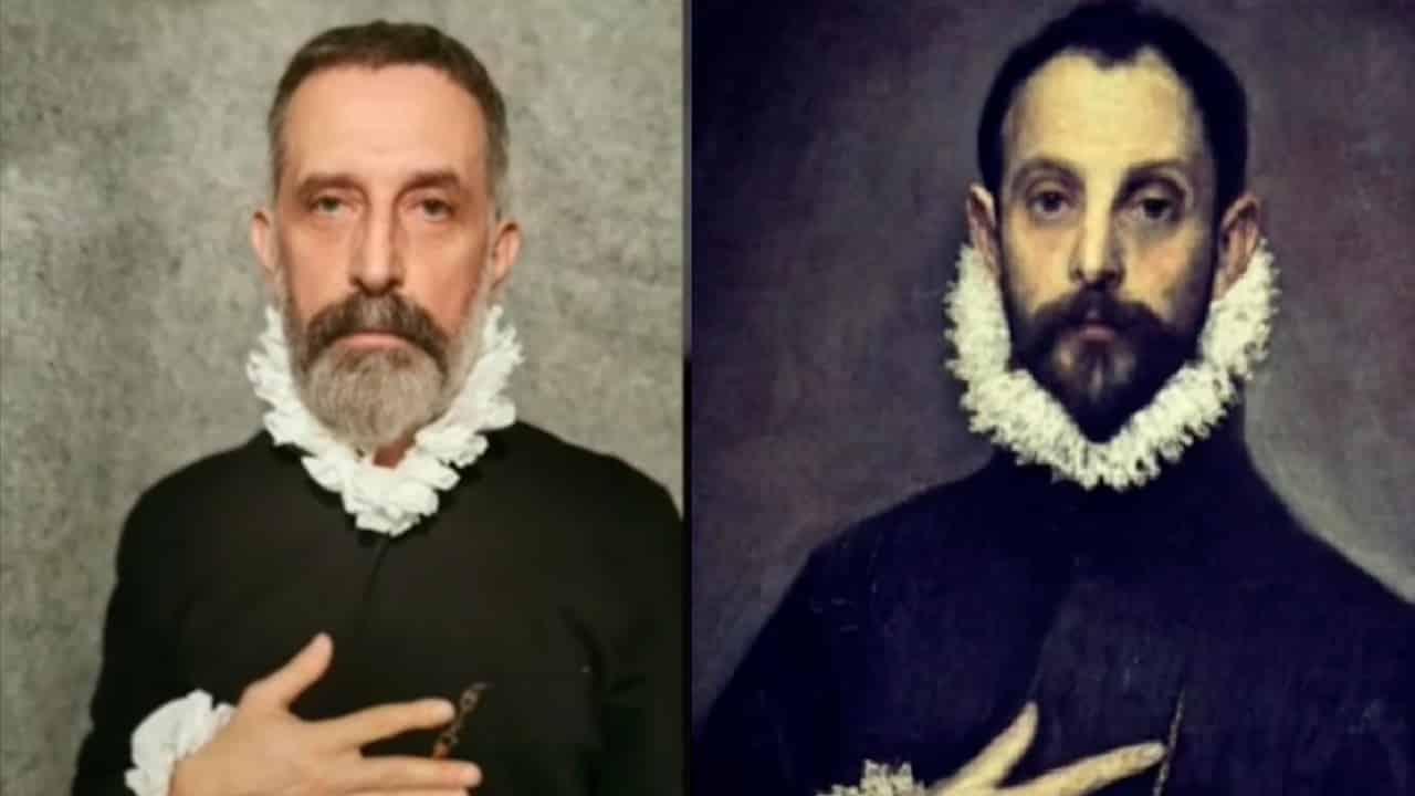 Artselfies: tómate una foto imitando una pintura - novedades, destacado