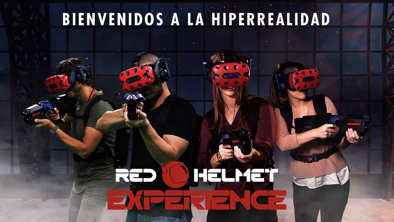 Red Helmet Experience: vive una aventura de realidad virtual - novedades, lugares