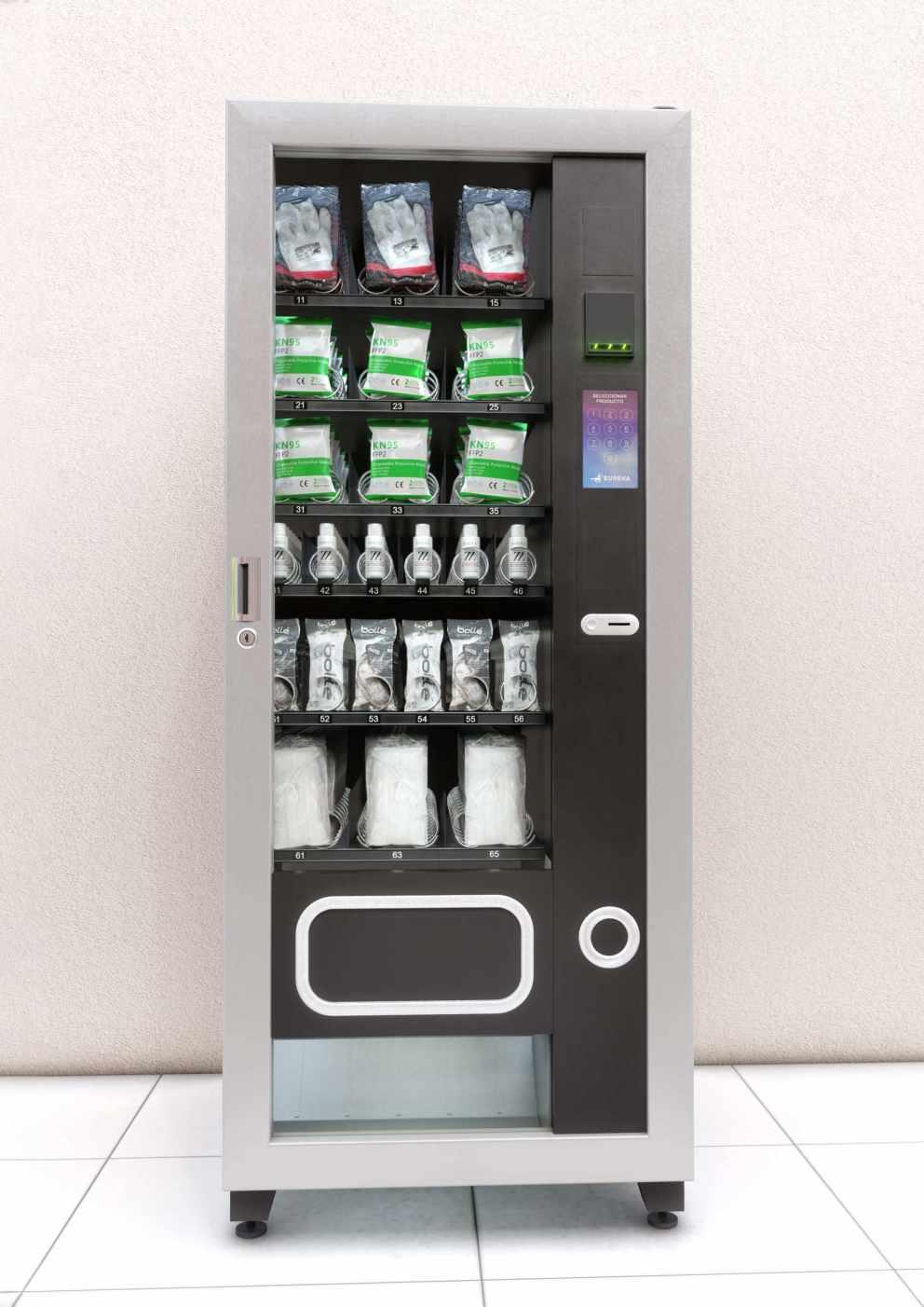 Podrás comprar mascarillas en máquinas expendedoras en el metro - novedades, lugares