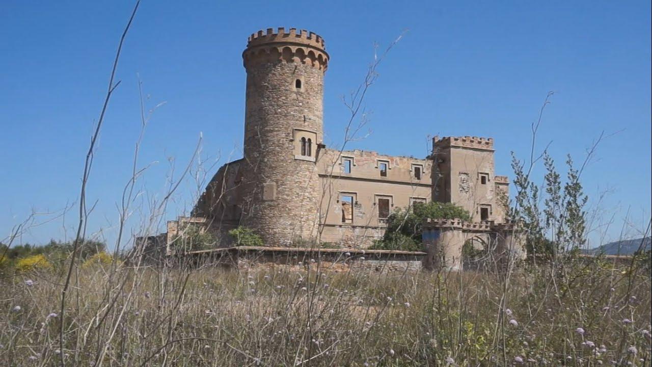 La Torre Salvana, un castillo con muchas leyendas - lugares