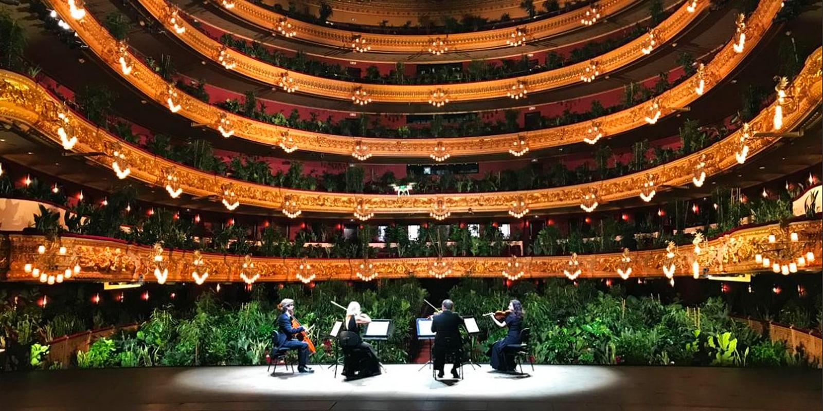 8 curiosidades del Teatre del Liceu - lugares, destacado