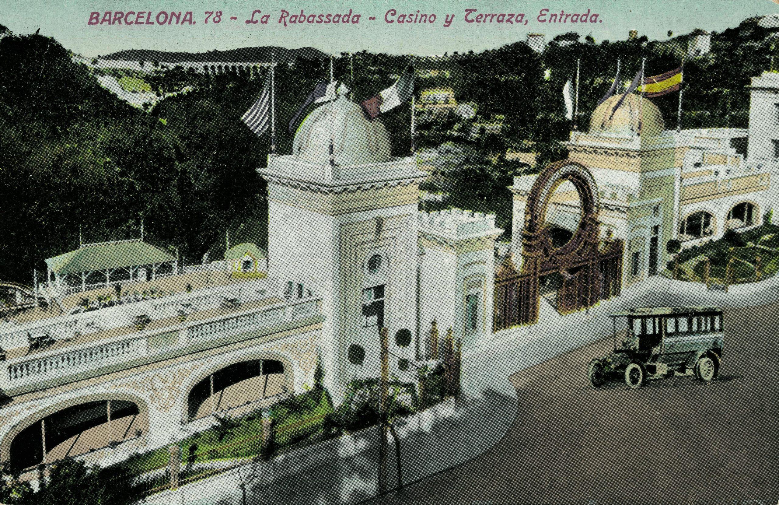 El Casino de La Rabassada: te contamos su historia - lugares