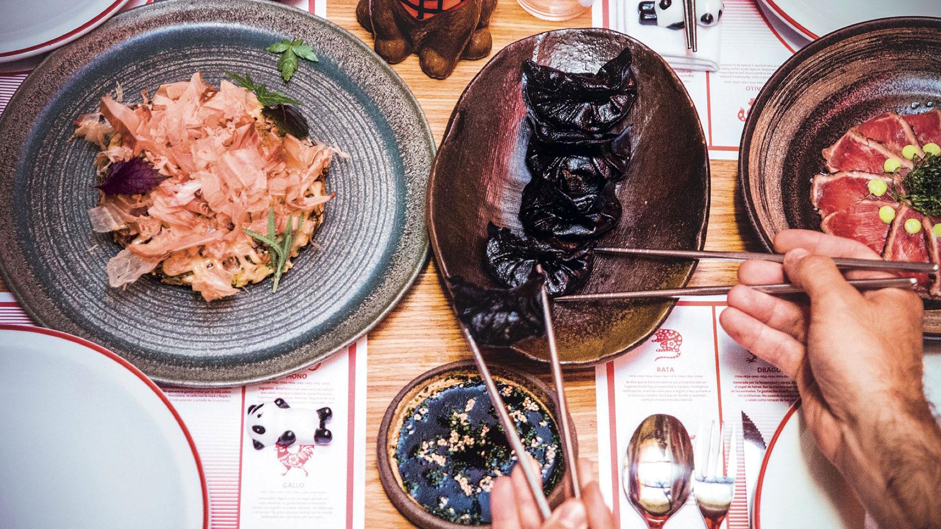 6 restaurantes para disfrutar de la cocina asiática - lugares, bar-y-restaurantes