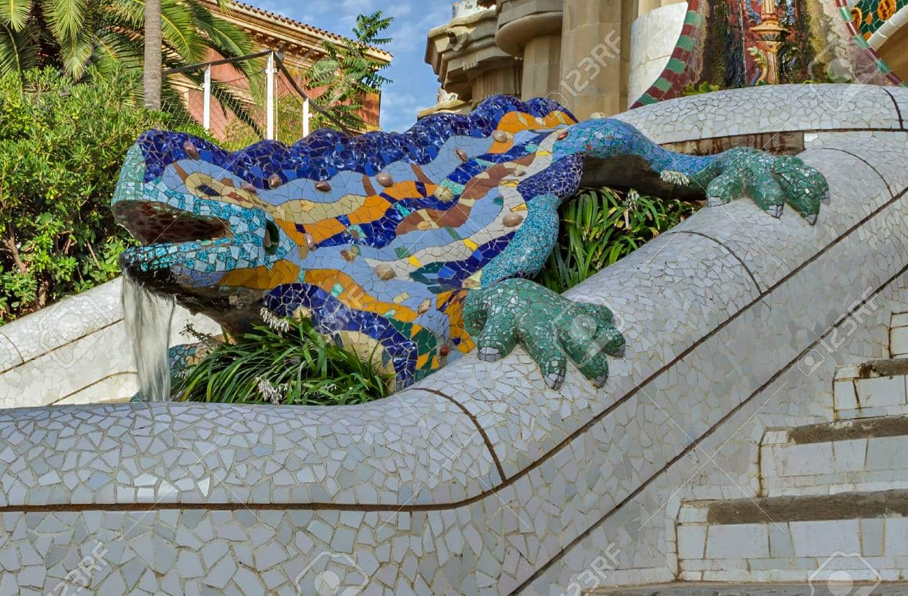 ¿Te gustan los dragones?: 5 lugares con dragones en Barcelona - novedades, lugares