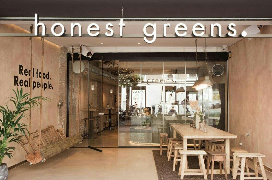 Honest Greens: para comer saludable y delicioso - novedades, lugares, bar-y-restaurantes