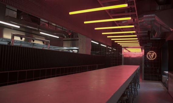 VICIO el primer restaurante físico e híbrido en Barcelona - novedades, lugares, bar-y-restaurantes